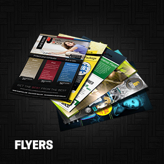 flyer printing'