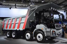 Electric Drive Mining Truck'