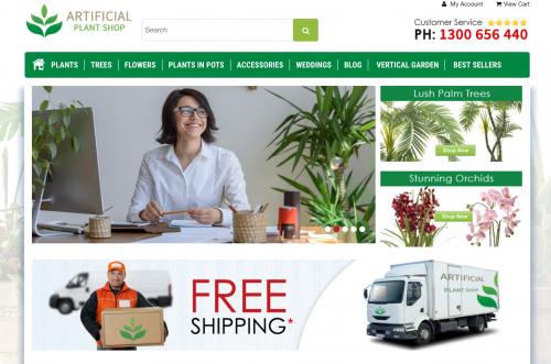 Artificial Plant Shop photo'