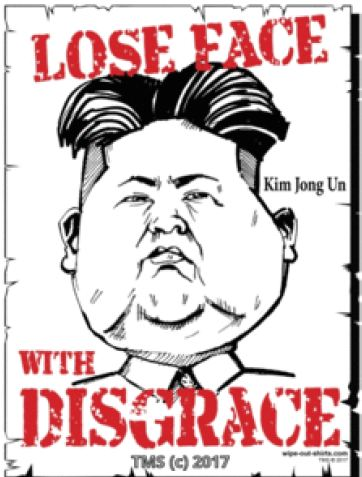 KJU: Lose Face with Disgrace'
