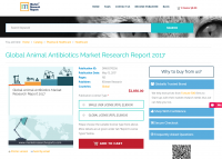 Global Animal Antibiotics Market Research Report 2017