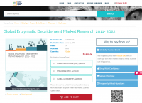 Global Enzymatic Debridement Market Research 2011- 2022