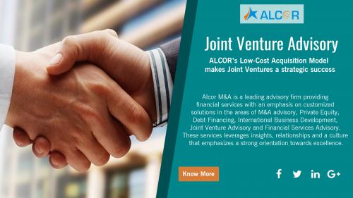 Joint Venture Advisory'