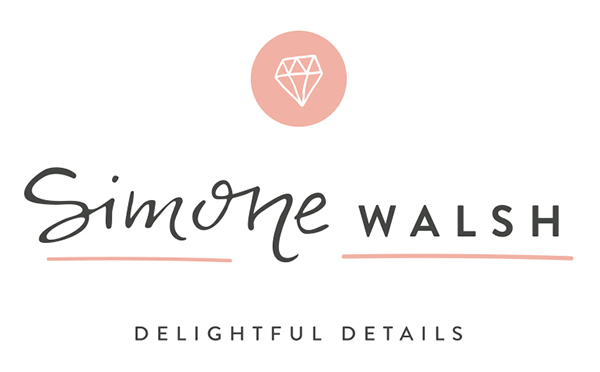 Simone Walsh Jewelry Logo