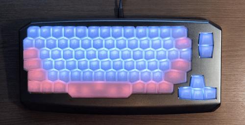 Curve Keyboard'