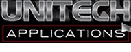 Company Logo For Unitech Applications Vinyl Graphics'