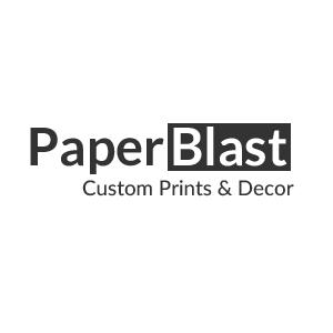 Company Logo For Paper Blast'