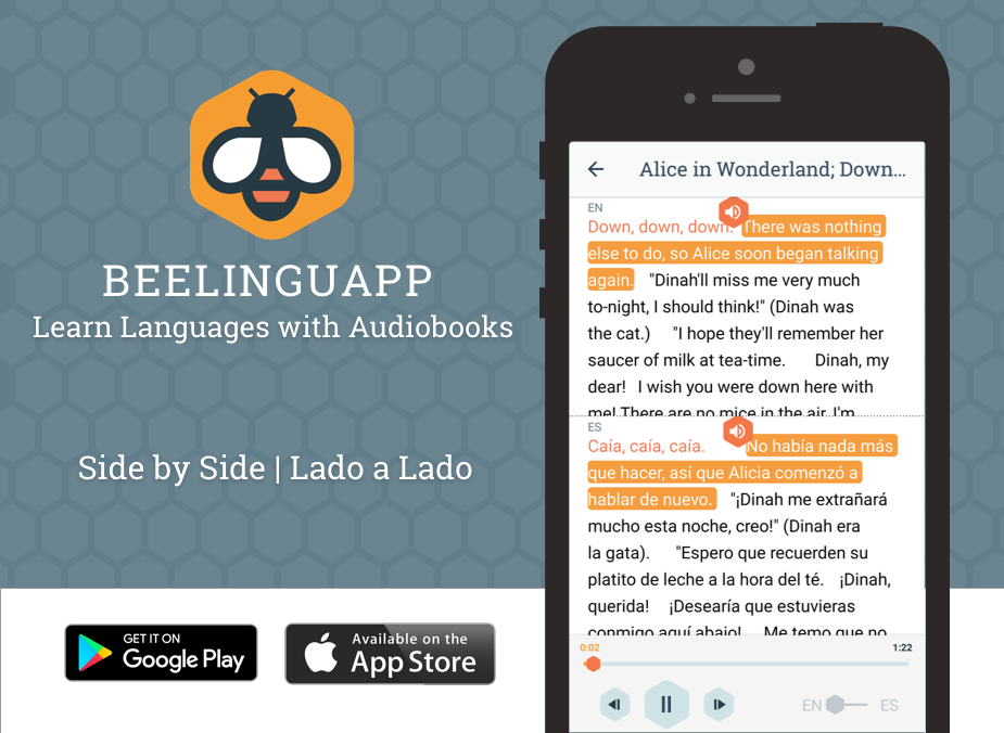 Widely-Praised Beelinguapp