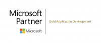 AI Software Microsoft Gold Partner Logo