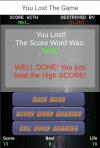 Word Assassin Game App'