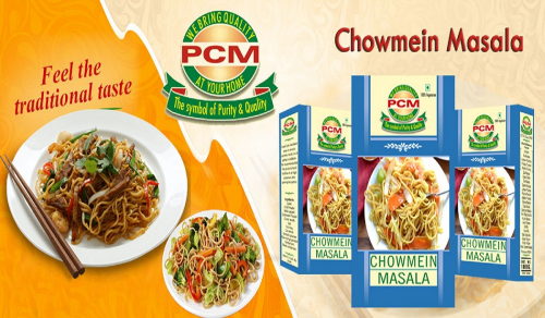Company Logo For PCM Masale'