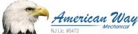 American Way Plumbing Heating & Air Conditioning Logo