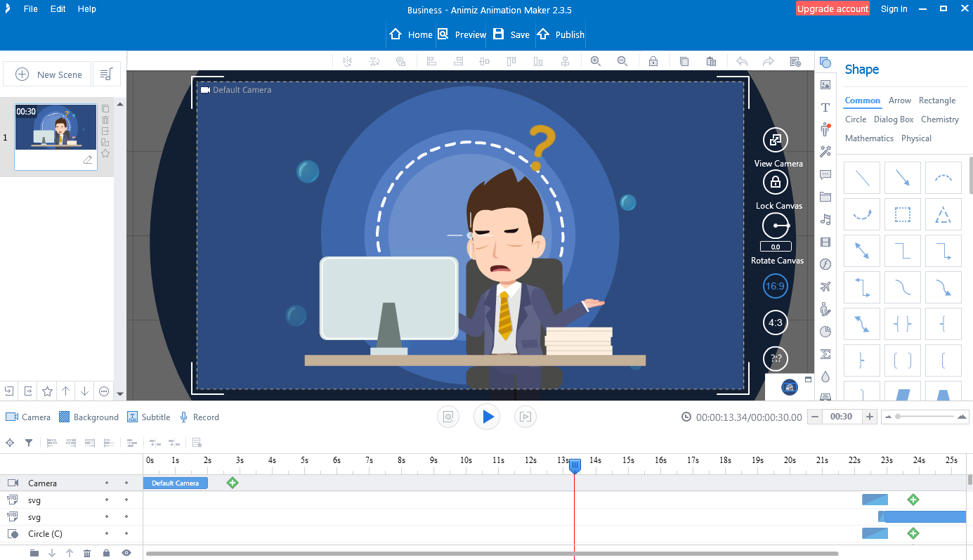 animated video editing software