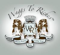 Logo for Waggs to Riches'