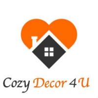 CozyDecor4U.com Logo