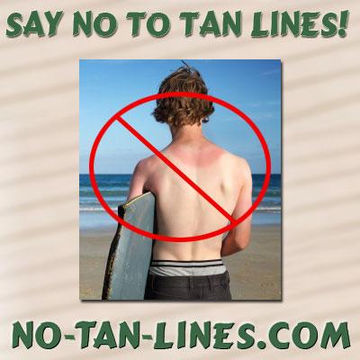 No-tan-lines.com'