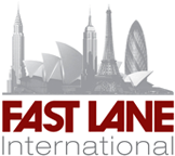 Logo for Fast Lane Couriers Ltd'