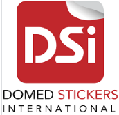 Company Logo For Domed Stickers International'