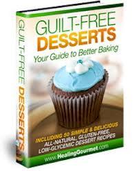Guilt Free Desserts'