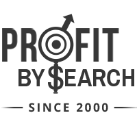 Profit By Search Logo