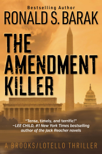 The Amendment Killer by Ron Barak