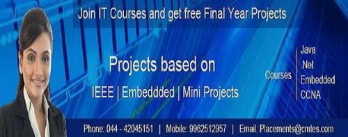 IT Training Institutes in Chennai'