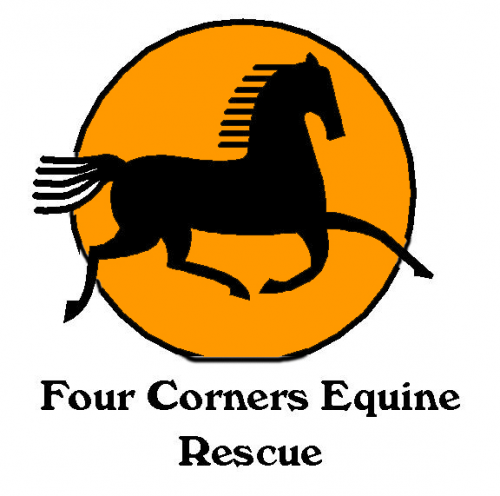 Company Logo For Four Corners Equine Rescue'