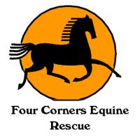 Four Corners Equine Rescue Logo