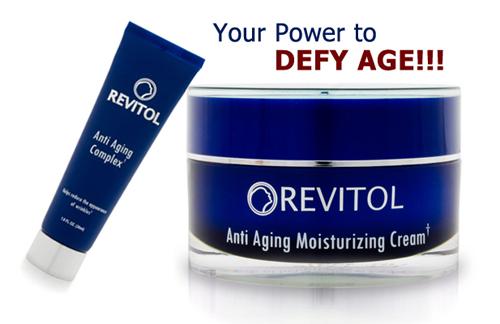 Revitol Anti Aging Cream'