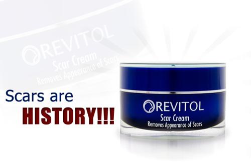 Revitol Scar Cream'