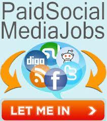 Paid Social Media Jobs'