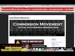 Commission Movement'