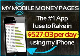 My Mobile Money Pages'