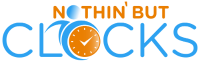 NothinButClocks.com Logo