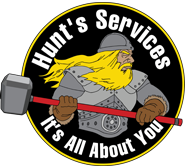 Hunt's Services Logo
