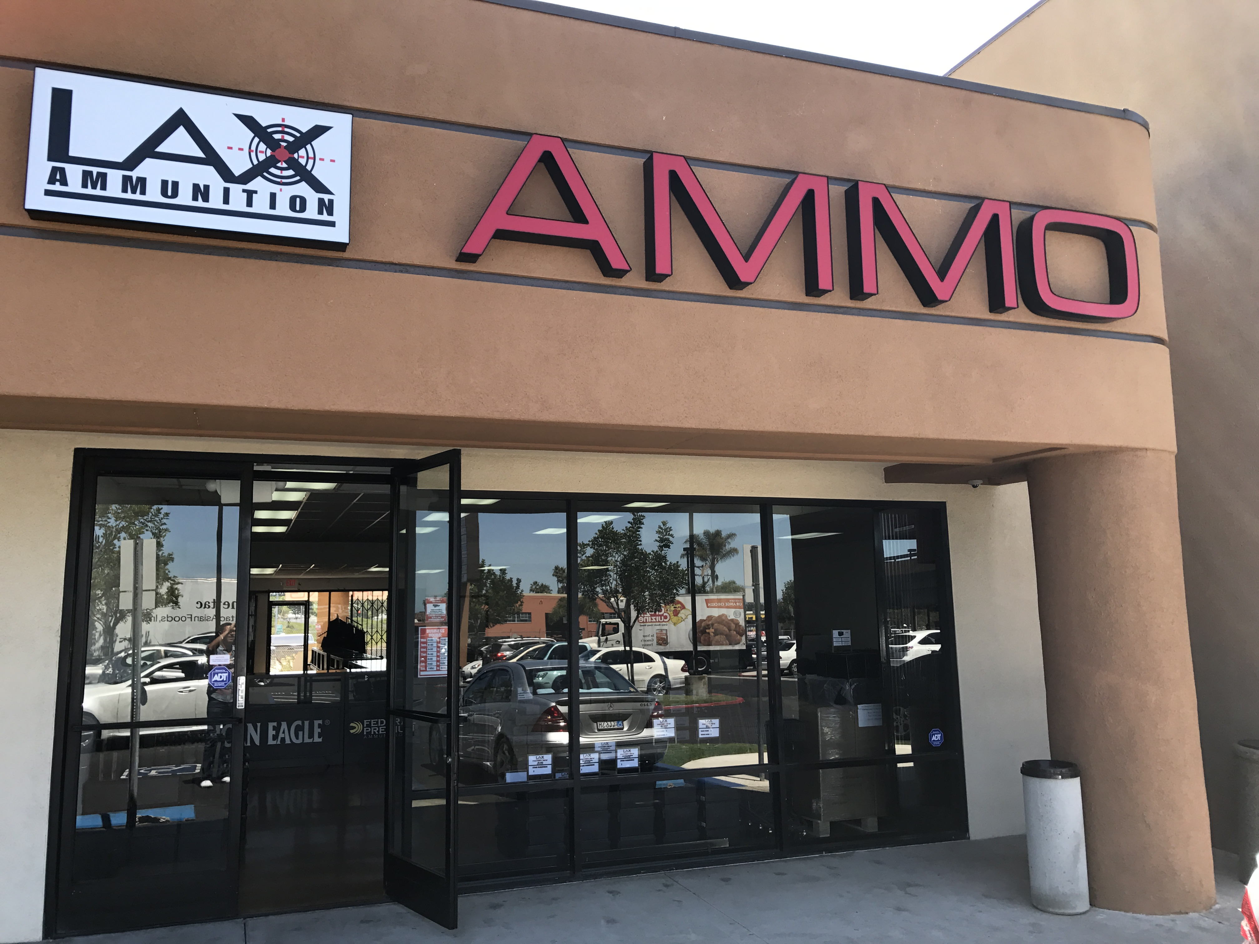 reloaded ammo san diego
