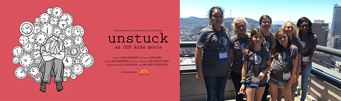 UNSTUCK kids attend the premiere