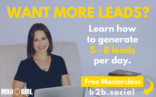 Land 5 - 8 Leads Per Day with the Mod Masterclass'