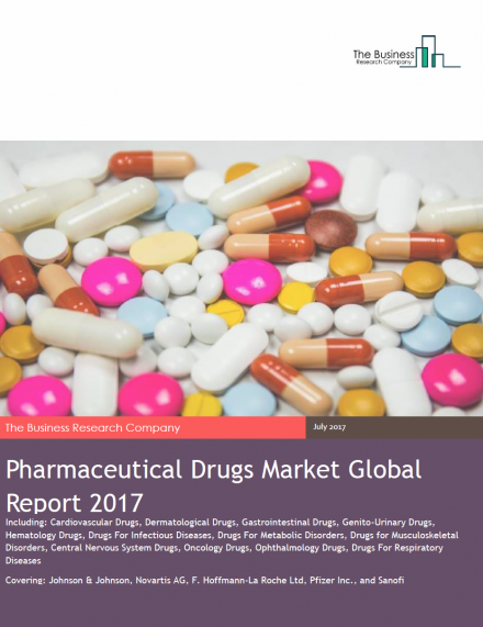 Cover Page Of Pharmaceutical Drugs Market Global Report 2017'