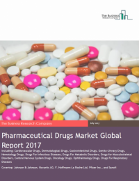 Cover Page Of Pharmaceutical Drugs Market Global Report 2017