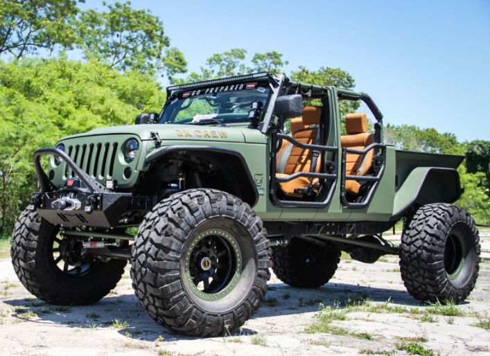 Jeep Wrangler Unlimited Giveaway