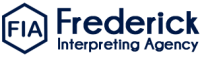 FREDERICK INTERPRETING AGENCY Logo