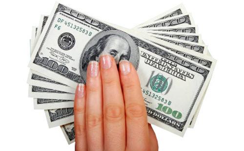 Money help for single moms'