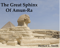 The Great Sphinx Of Amun-Ra Cover'
