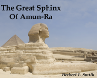 The Great Sphinx Of Amun-Ra Cover