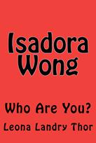 Isadora Wong Cover'