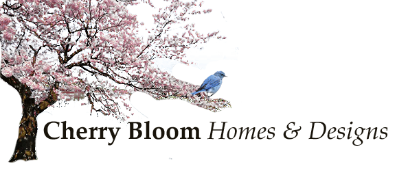 Cherry Bloom Home and Designs Logo