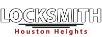 Locksmith Houston Heights Logo