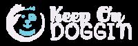 KeepOnDoggin.com Logo