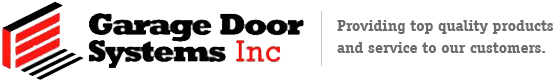Garage Door Systems Logo